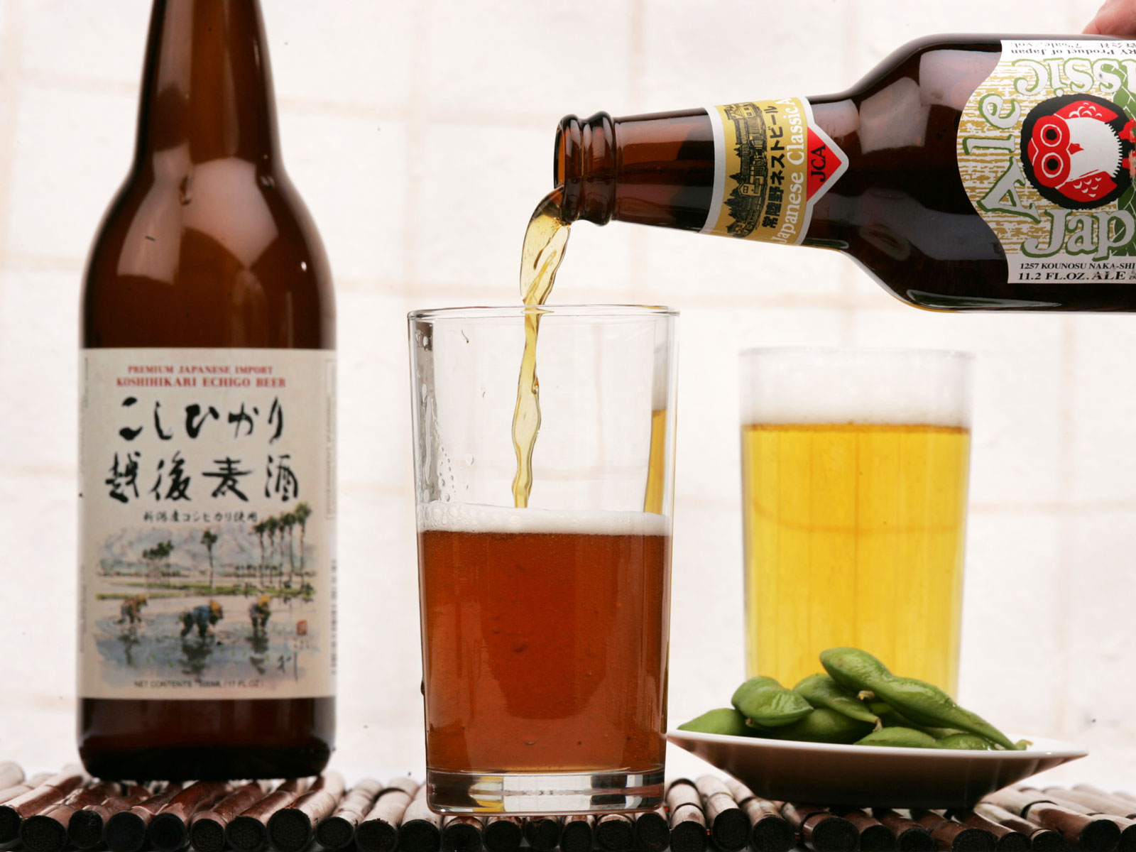 Japan's Craft Brewers Eye the American Market