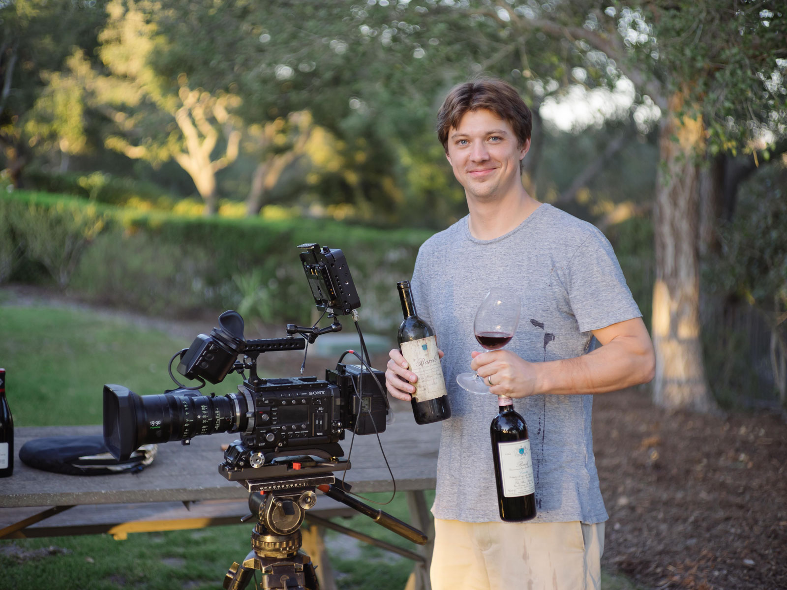 Everything SOMM 3 Filmmaker Jason Wise Drank Leading Up To, During, and Immediately After the New York Premiere