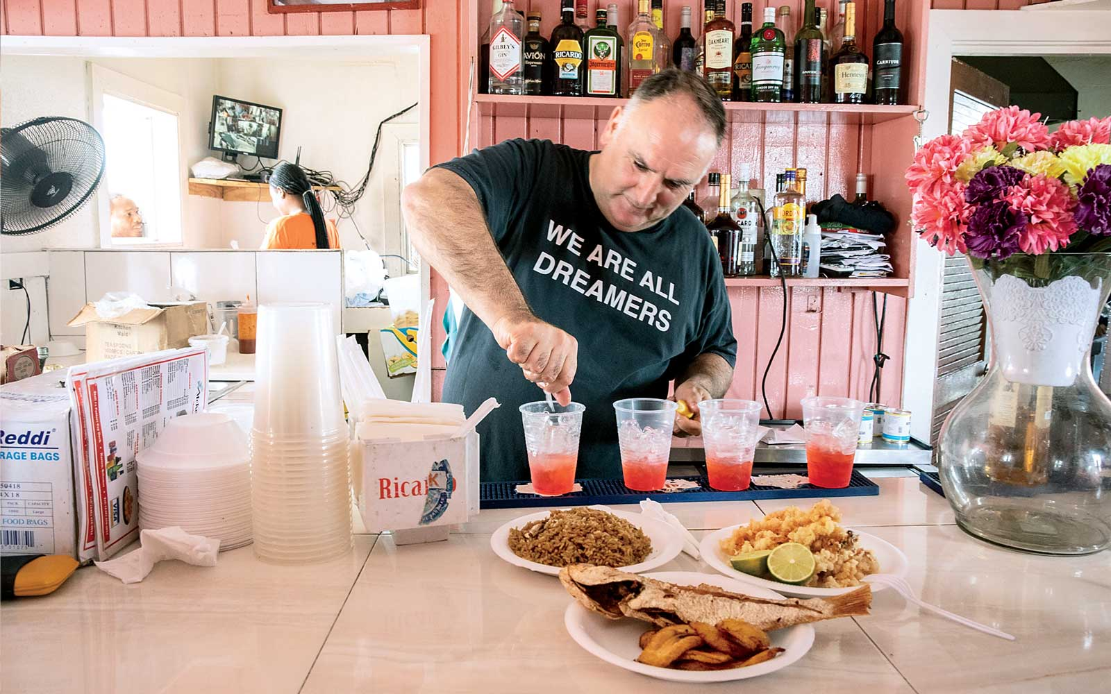 José Andrés Shares Where to Go for Conch in the Caribbean