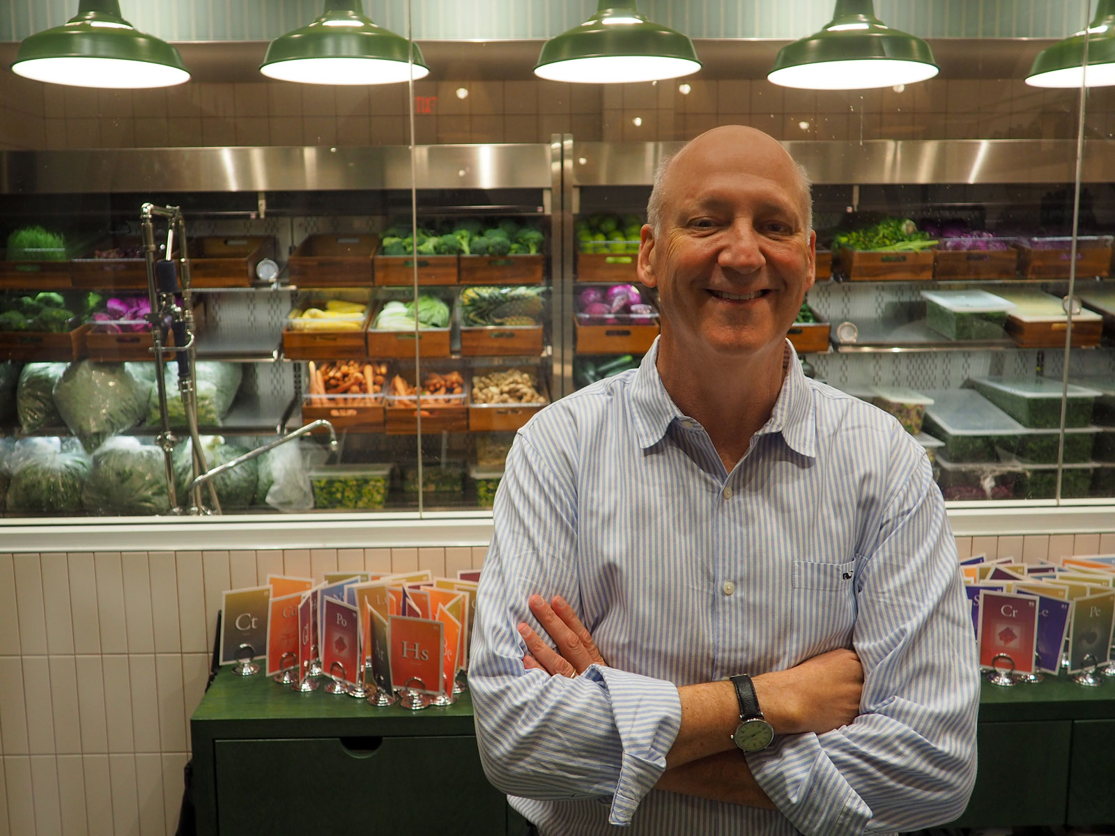 Panera Founder Has Quietly Launched a Fast-Casual Empire from Boston