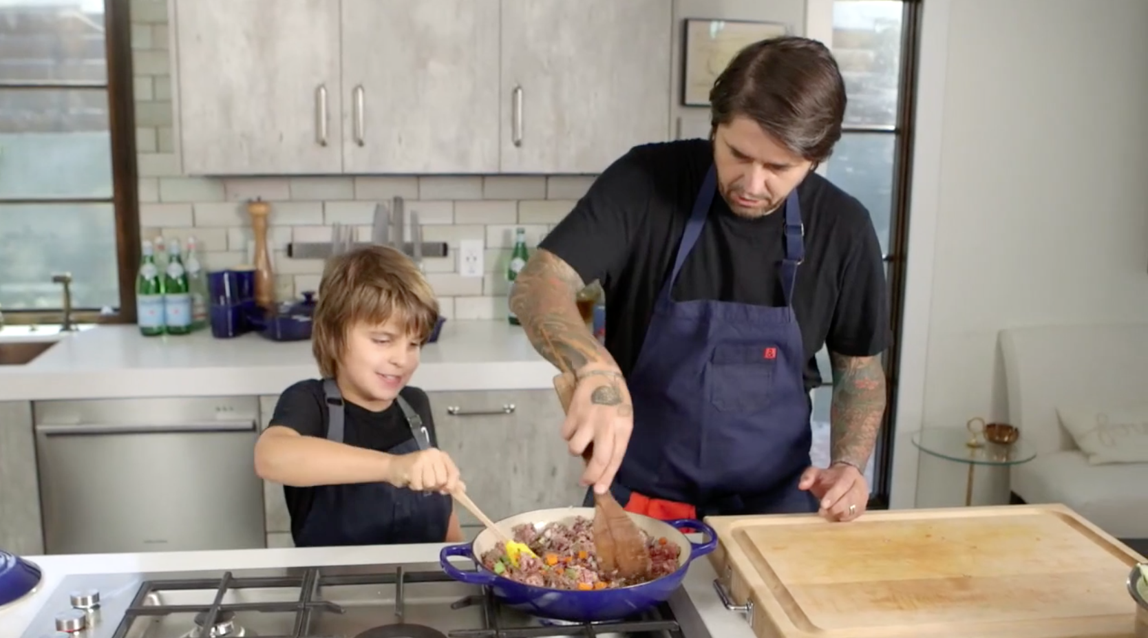 Watch Ludo Lefebvre Make the Perfect Meat-and-Potatoes Dish for Fall