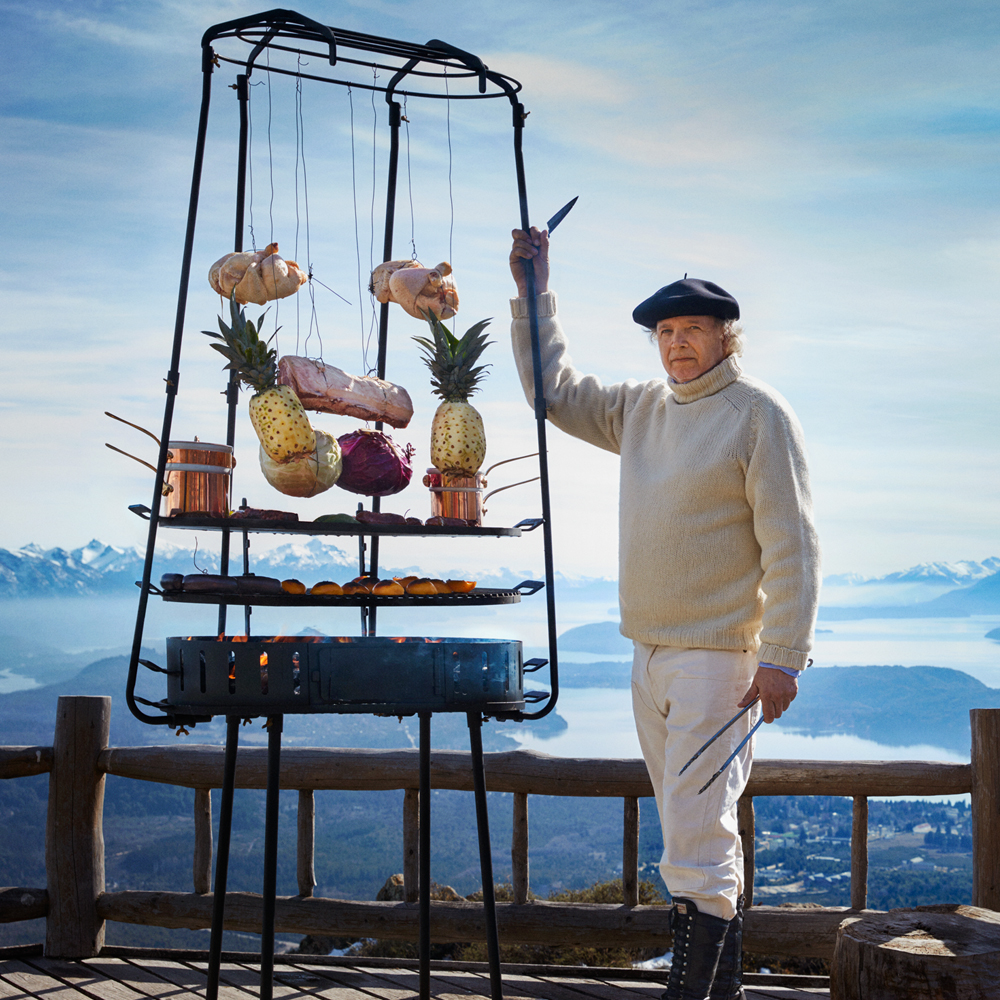This Francis Mallmann-Designed Grill Does the Most: Here's How to Buy One