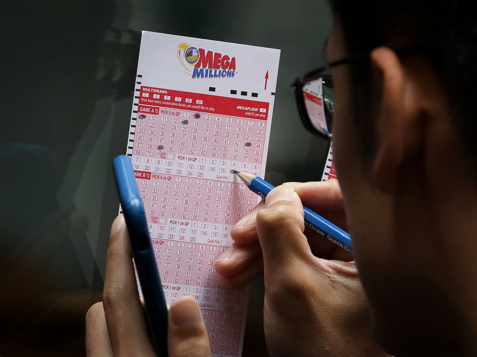 How to Turn Your (Inevitably) Losing Mega Millions Ticket