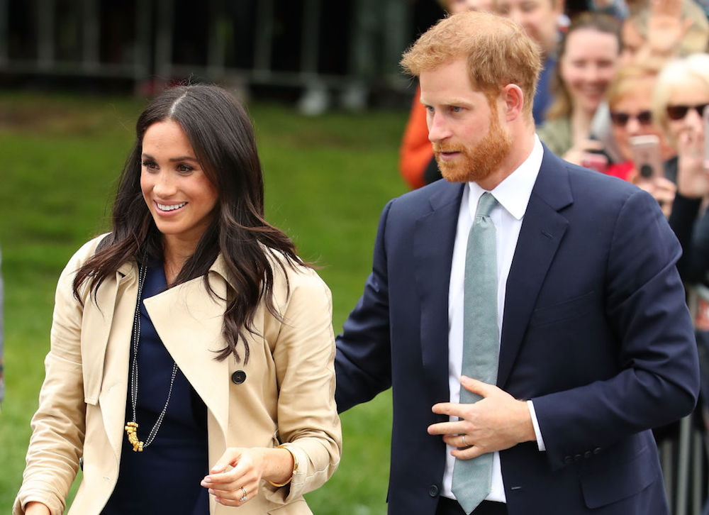 Meghan Markle Took Prince Harry to the Community Kitchen She Helped Build –and Adele Stopped By!
