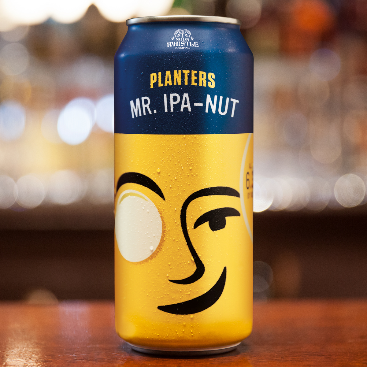 Mr. Peanut Gets His Own IPA