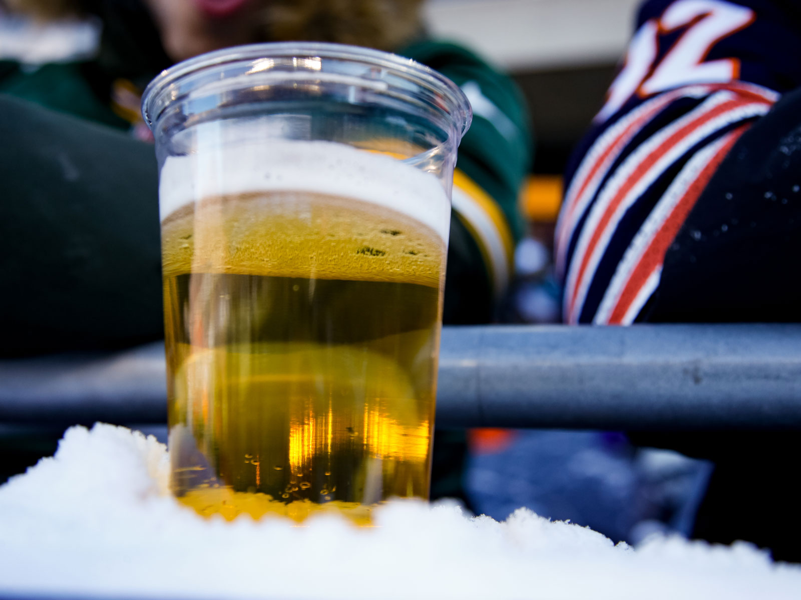 Here's the Price of Beer at Every NFL Stadium