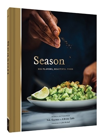 A Cook and a Book: Tayari Jones Cooks Through Nik Sharma's New Cookbook, 'Season'