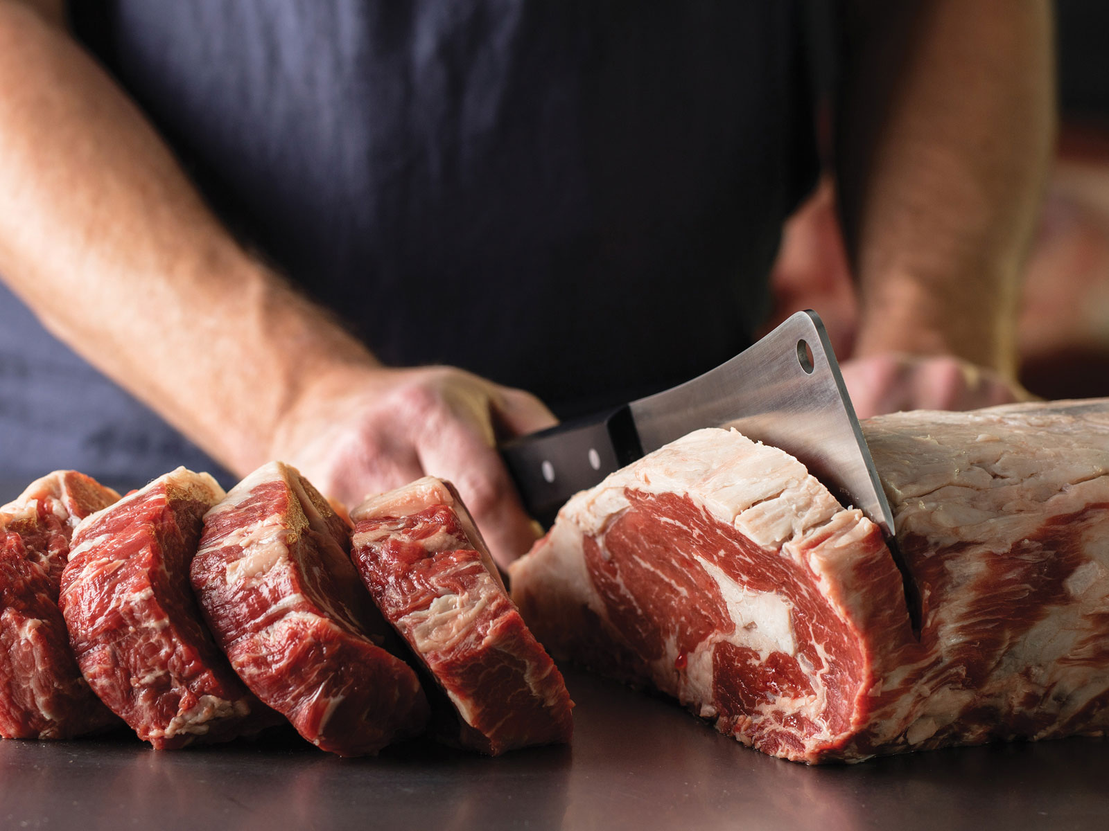 New Personal Butcher Service Is Like eHarmony for Meat