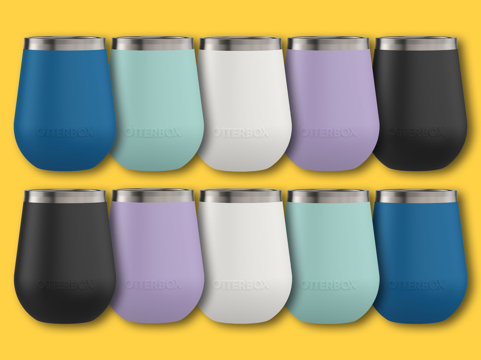 The Company Behind Your Indestructible Phone Case Also Makes Wine Glasses