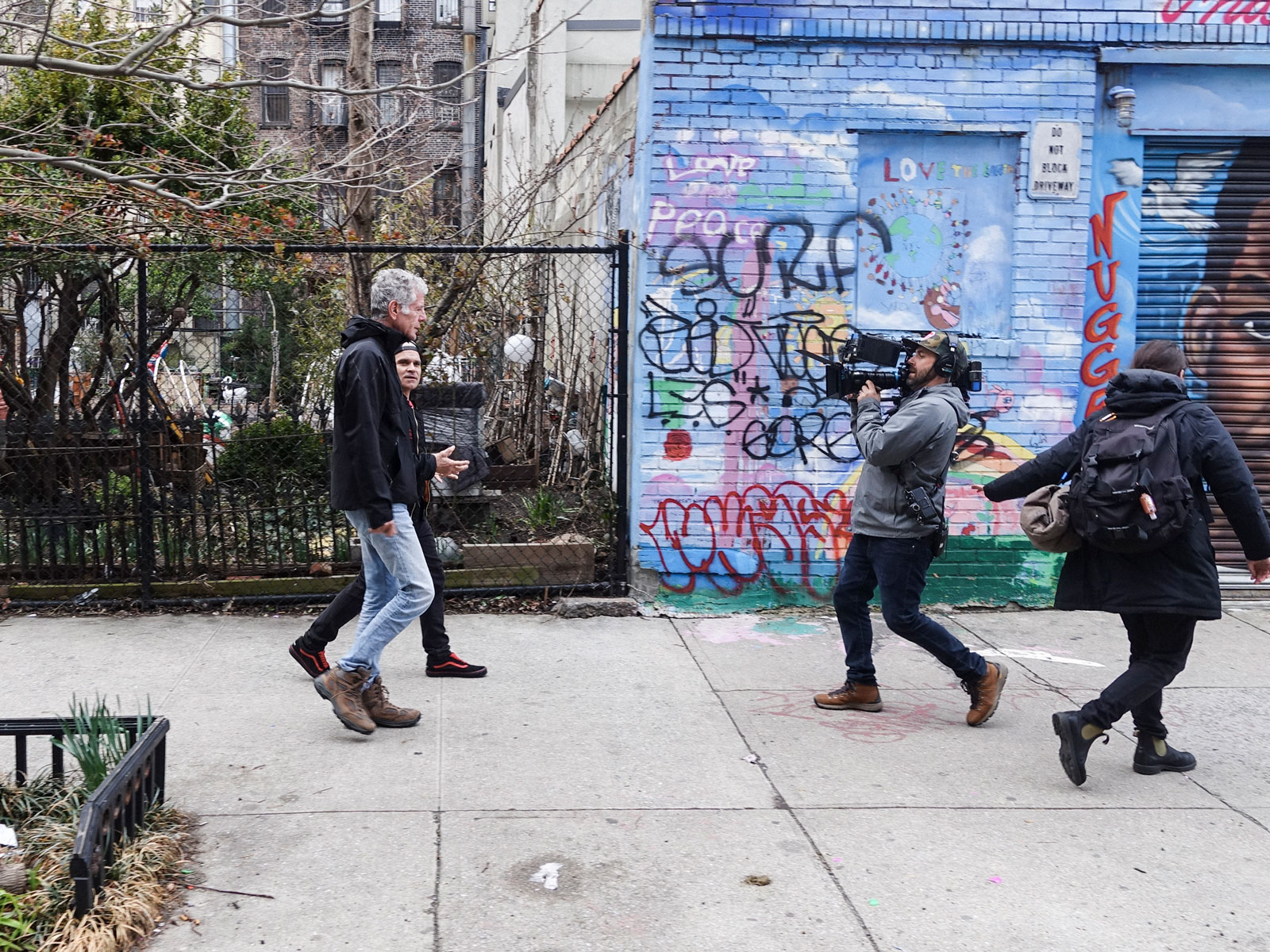 5 Things We Learned from the Behind-the-Scenes Episode of 'Anthony Bourdain Parts Unknown'