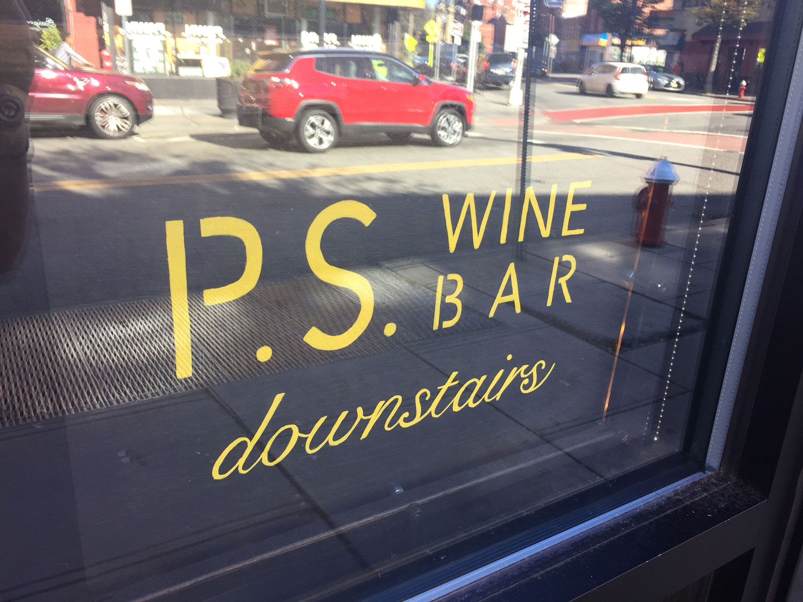 PS Wine Bar