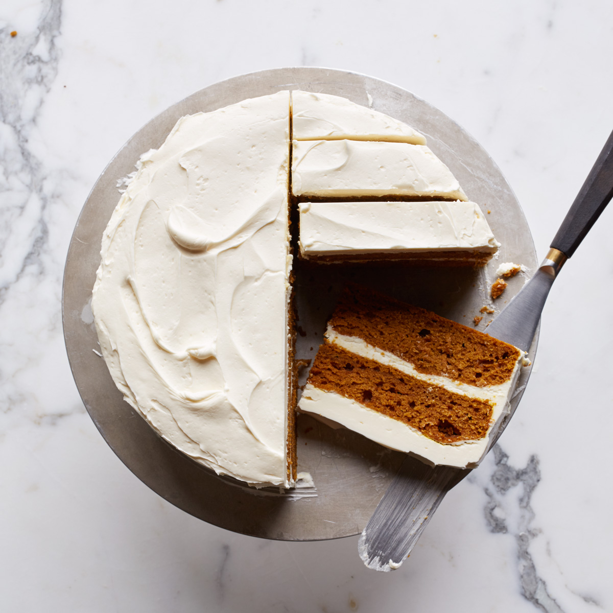 pumpkin layer cake pumpkin layer cake with mascarpone frosting recipe 6856