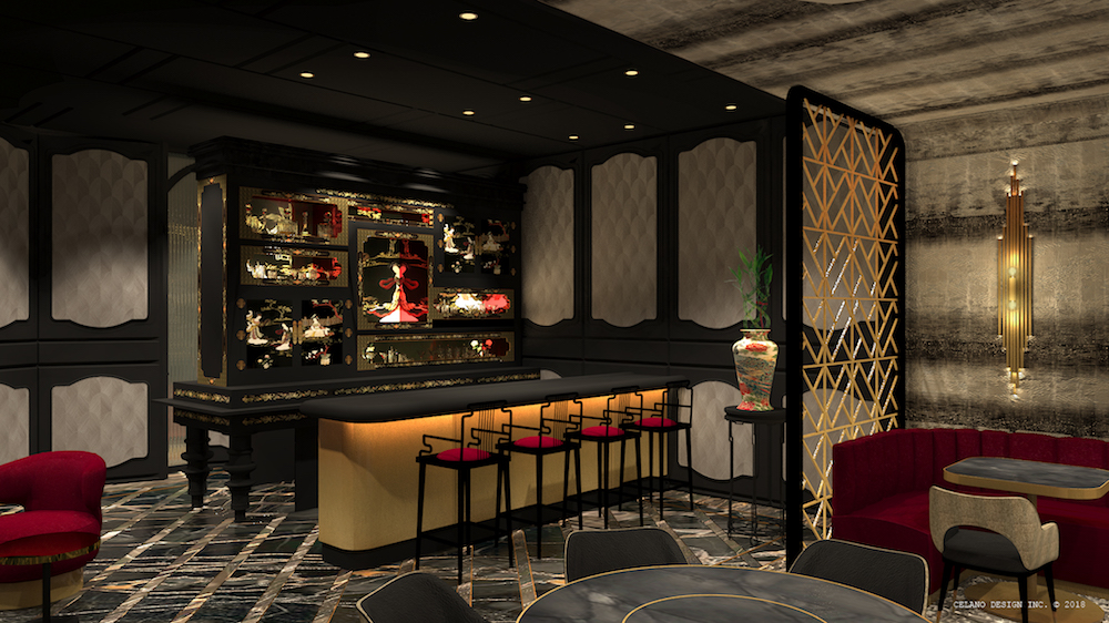 First Look At Red Plate New Luxury Cantonese Fine Dining At