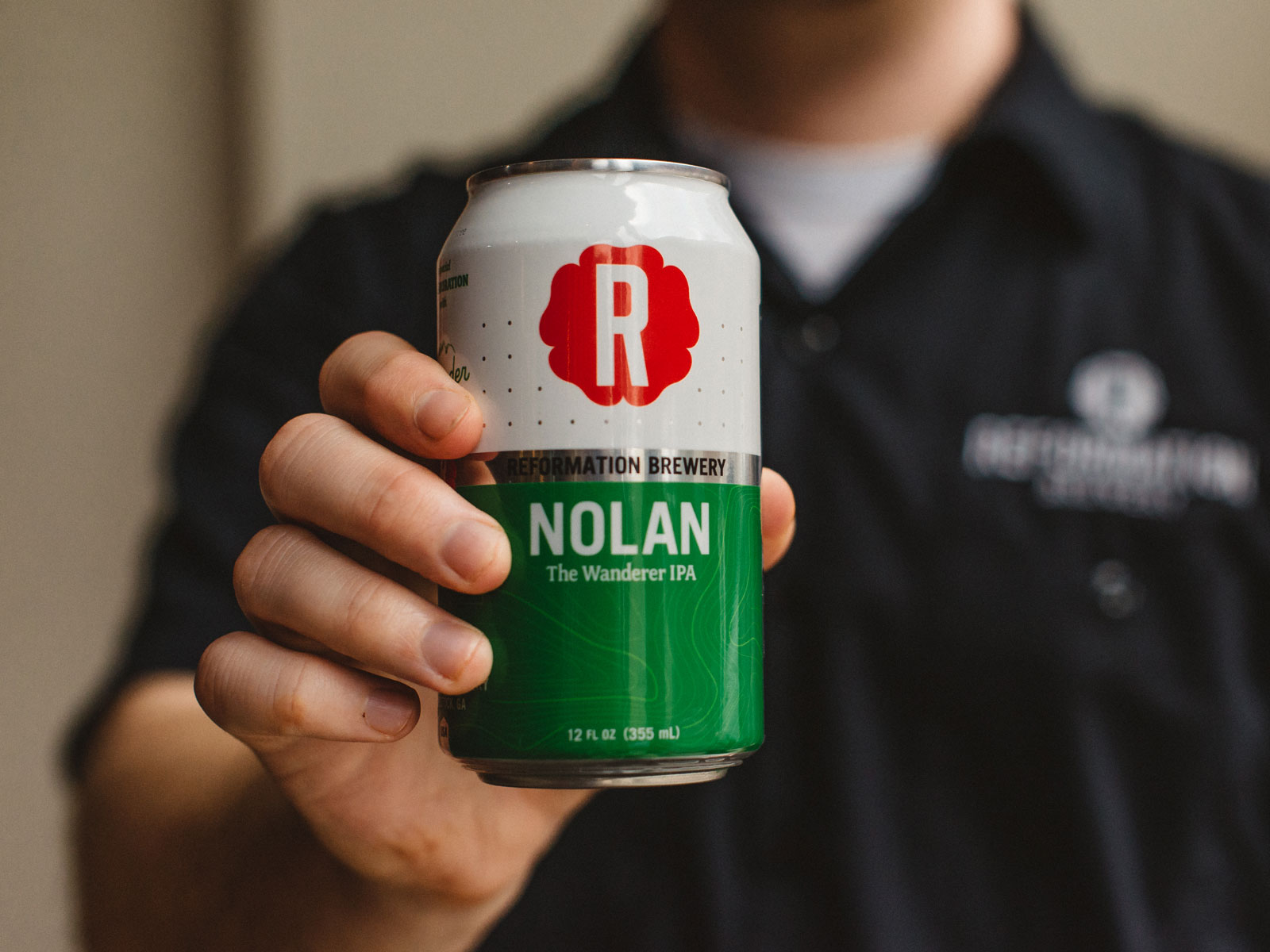Reformation Brewing - Nolan Brut IPA