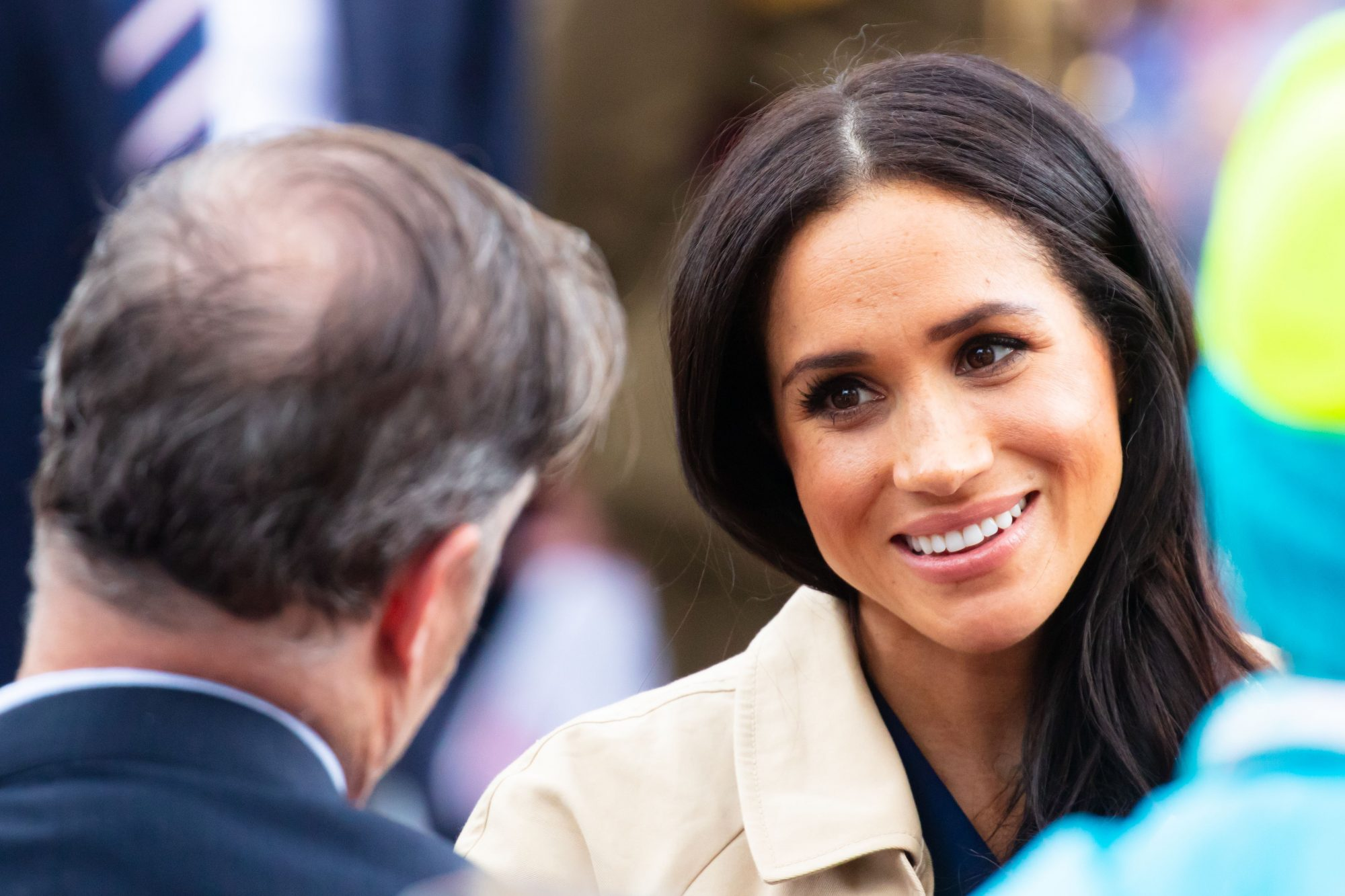 This Is the One Food Meghan Markle Refused to Eat in Australia