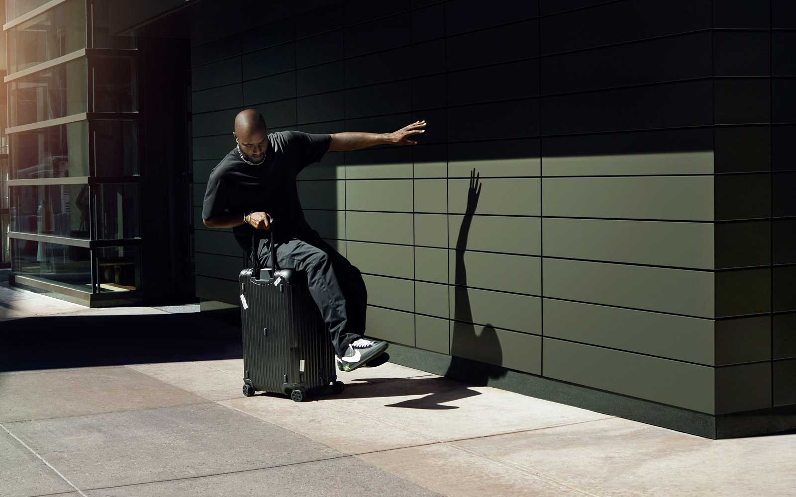 Here's What Virgil Abloh Packs in His Carry-on