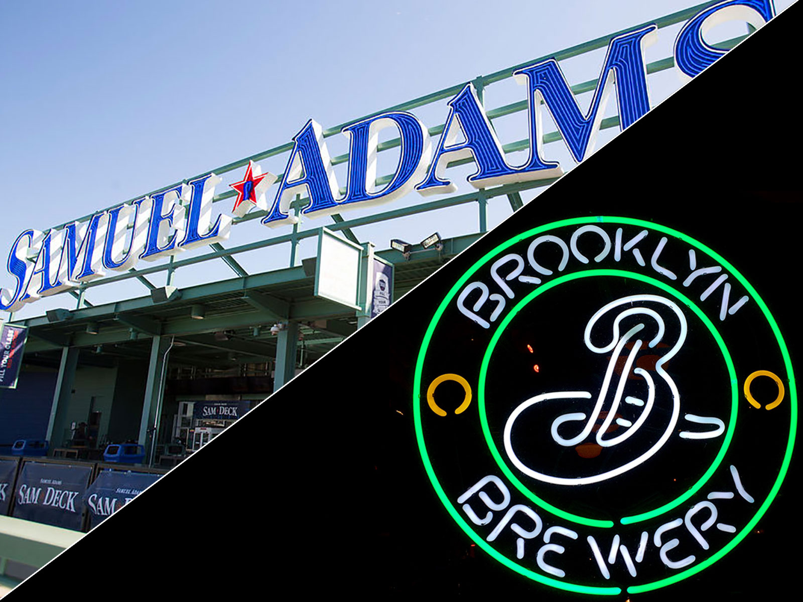 Sam Adams and Brooklyn Brewery Place Friendly Wager on Red Sox-Yankees Series