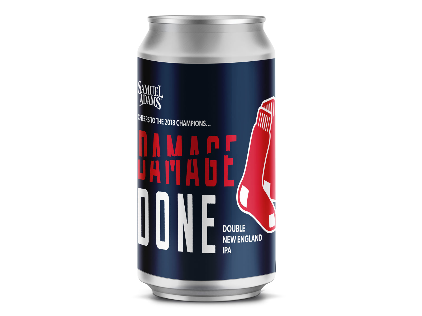 Red Sox Get a World Series Champion Beer Courtesy of Sam Adams