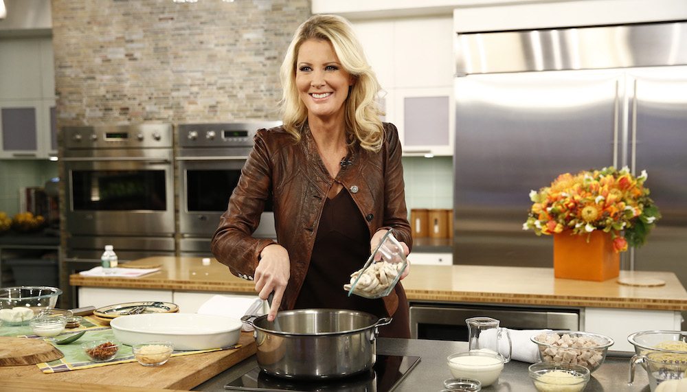 Celebrity Chef Sandra Lee Opens Up about Her Cancer Journey—and Her Shocking New Documentary