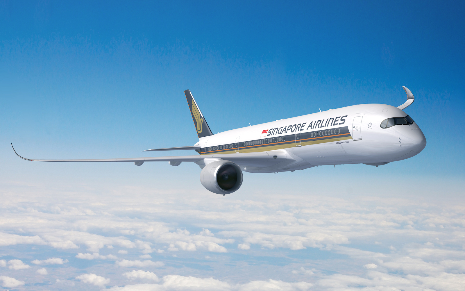 Singapore Airlines relaunches the world's longest flight Newark-Singapore