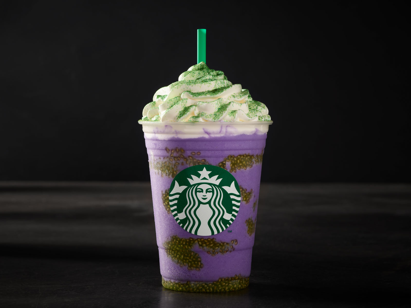 Starbucks Witches Brew Frappuccino On Black Ft Itok Hd What Does