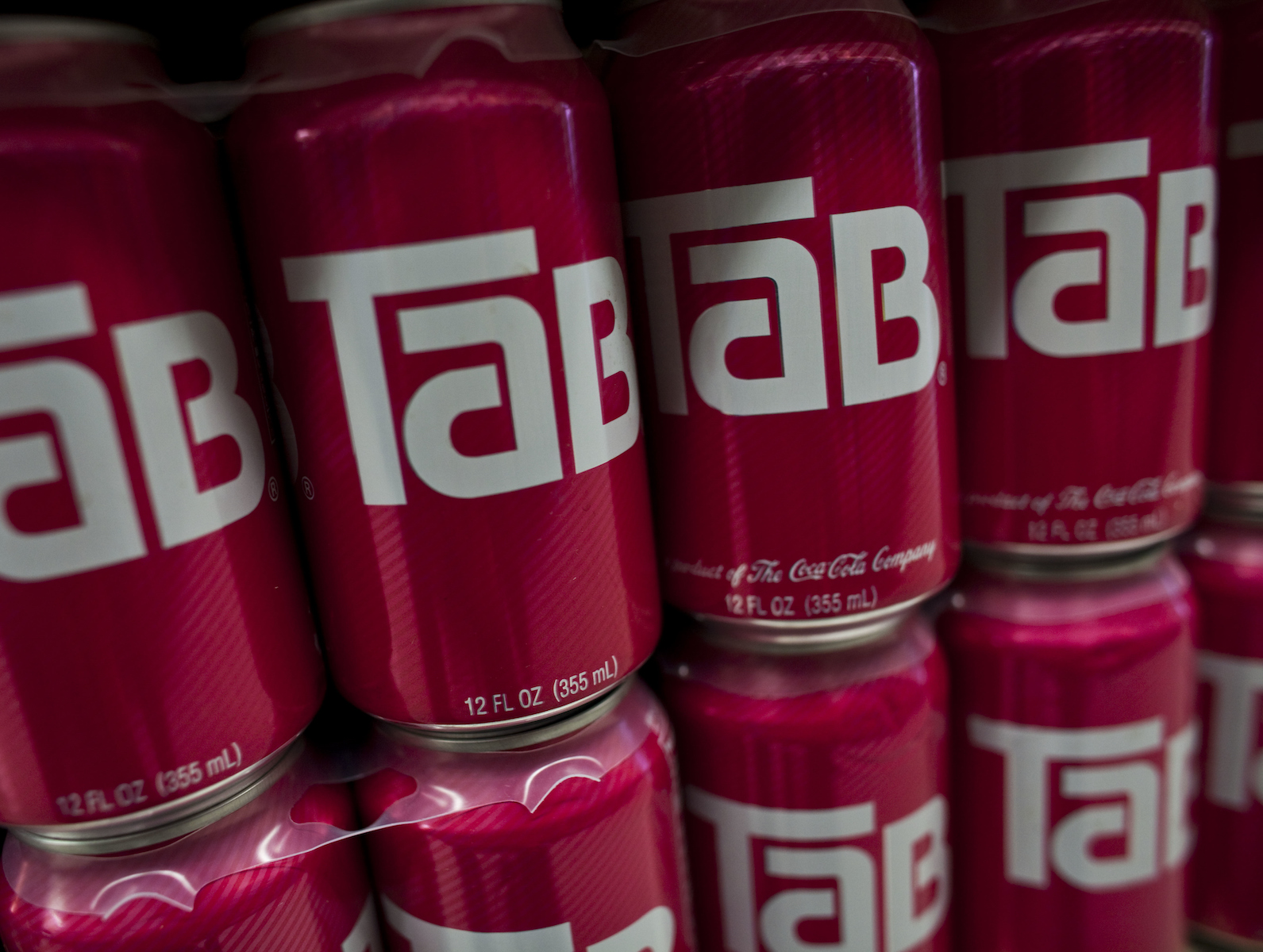Tab, Coca-Cola's First Diet Soda, May Be in Trouble (Again)