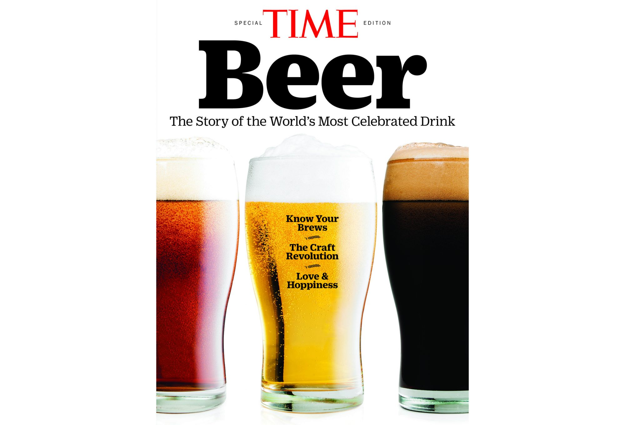 Why Beer Is the World's Most Beloved Drink
