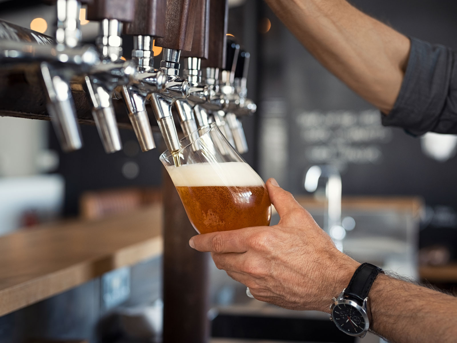 British Beer Really Is Too Warm, Report Finds