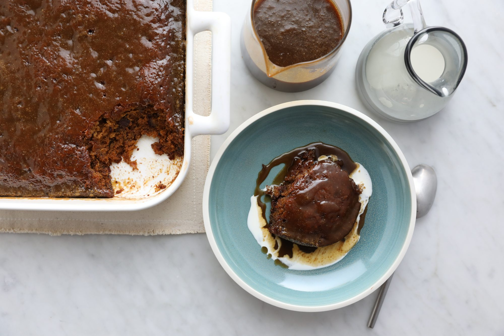 Sticky Toffee Pudding by Nigella Lawson