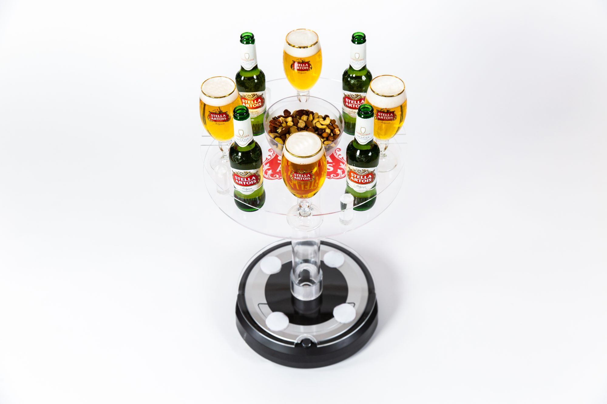 How to Put Your Robot Vacuum to Work as a Personal Bartender