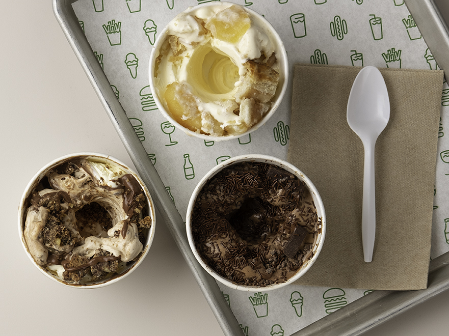 The Bay Area Gets Its First Shake Shack