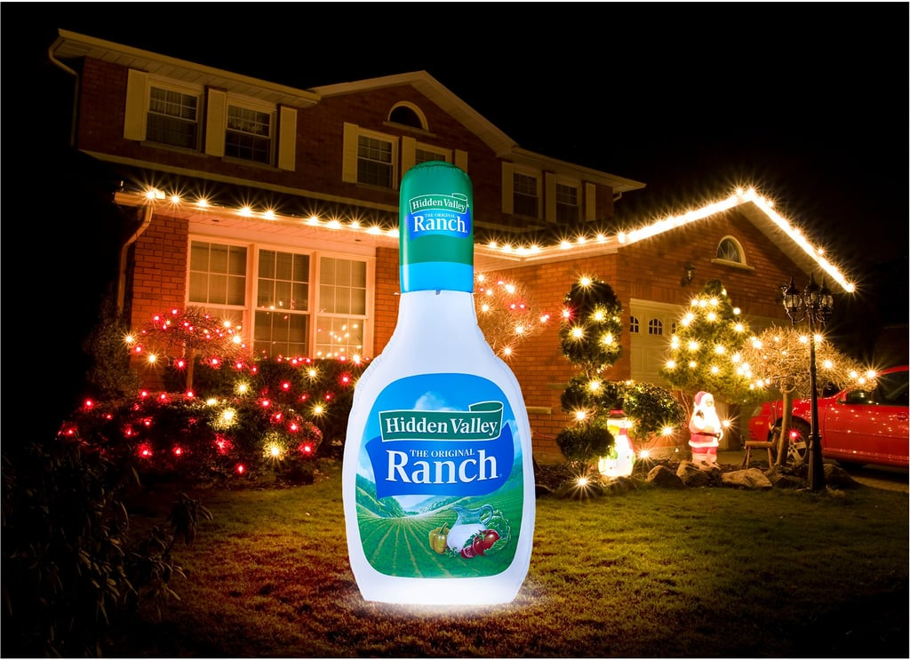 Hidden Valley Ranch's New Merch Includes a Massive Inflatable Ranch Bottle