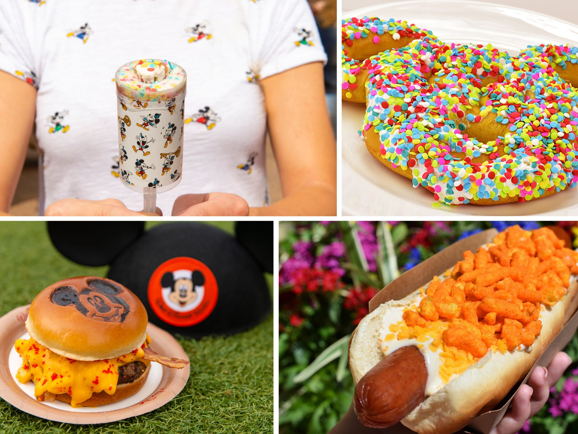 15 Must-Try Treats From Disney Parks' New 'Happy Birthday, Mickey' Menu