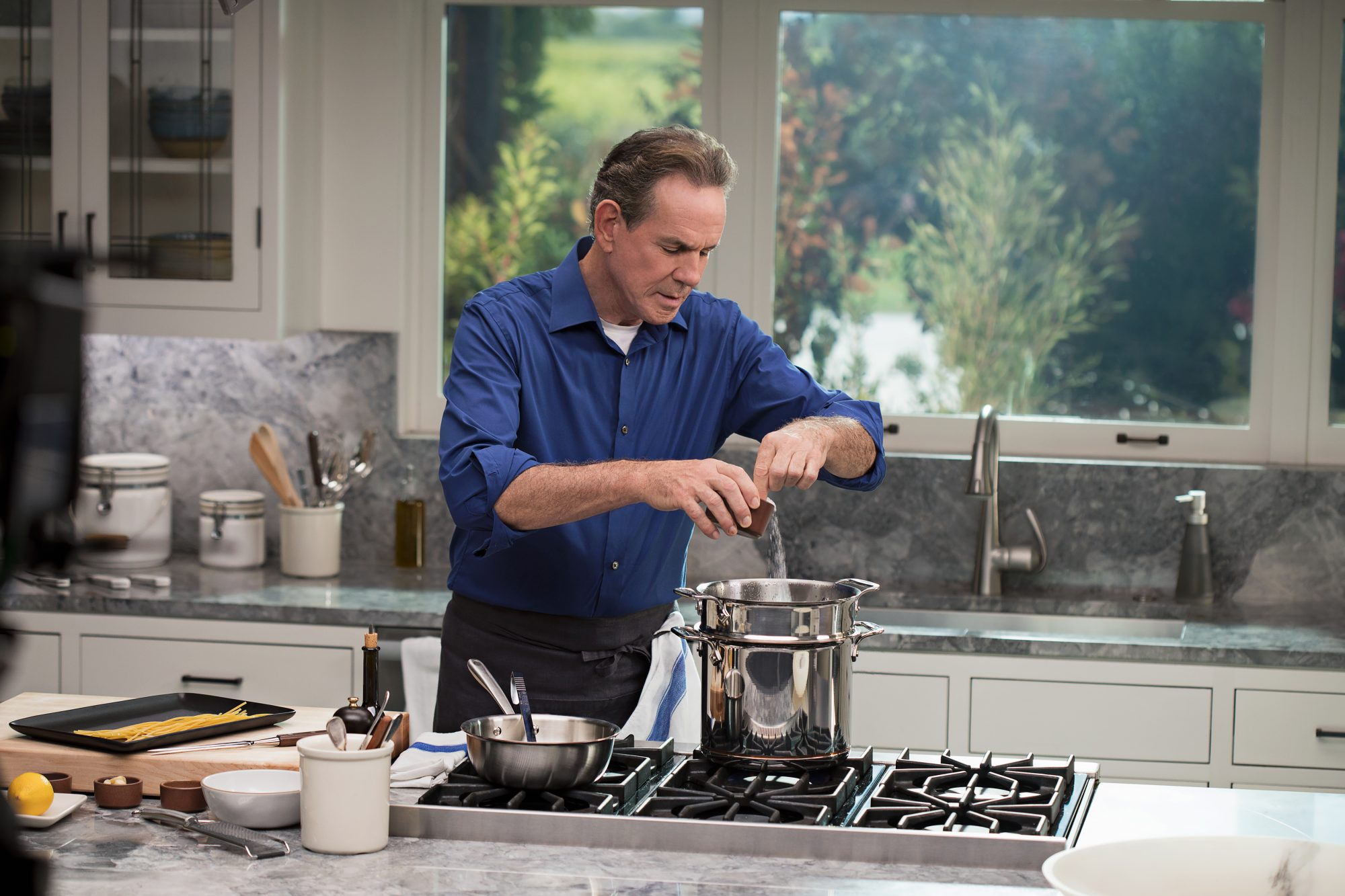 Thomas Keller Returns for More 'MasterClass' Lessons