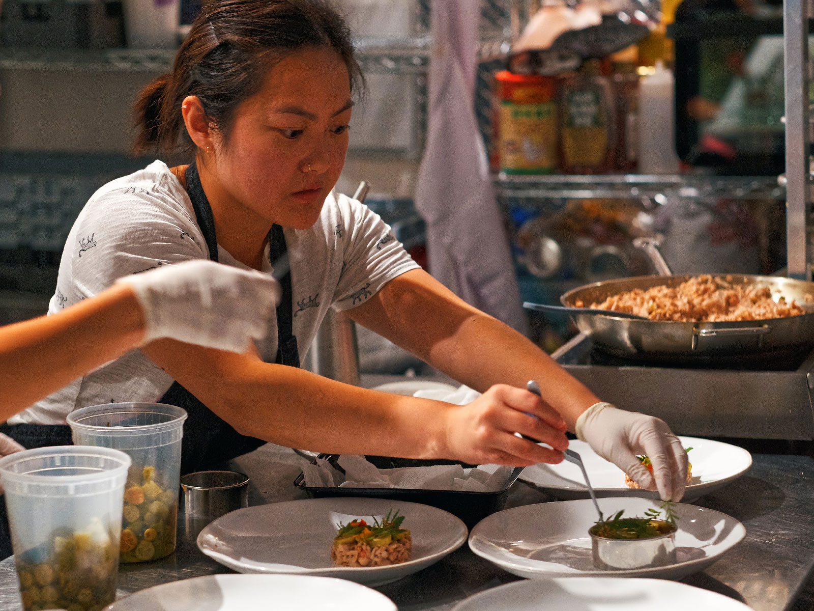 How This Asian-American Chef Uses Food and VR to Tell Her Immigrant Story