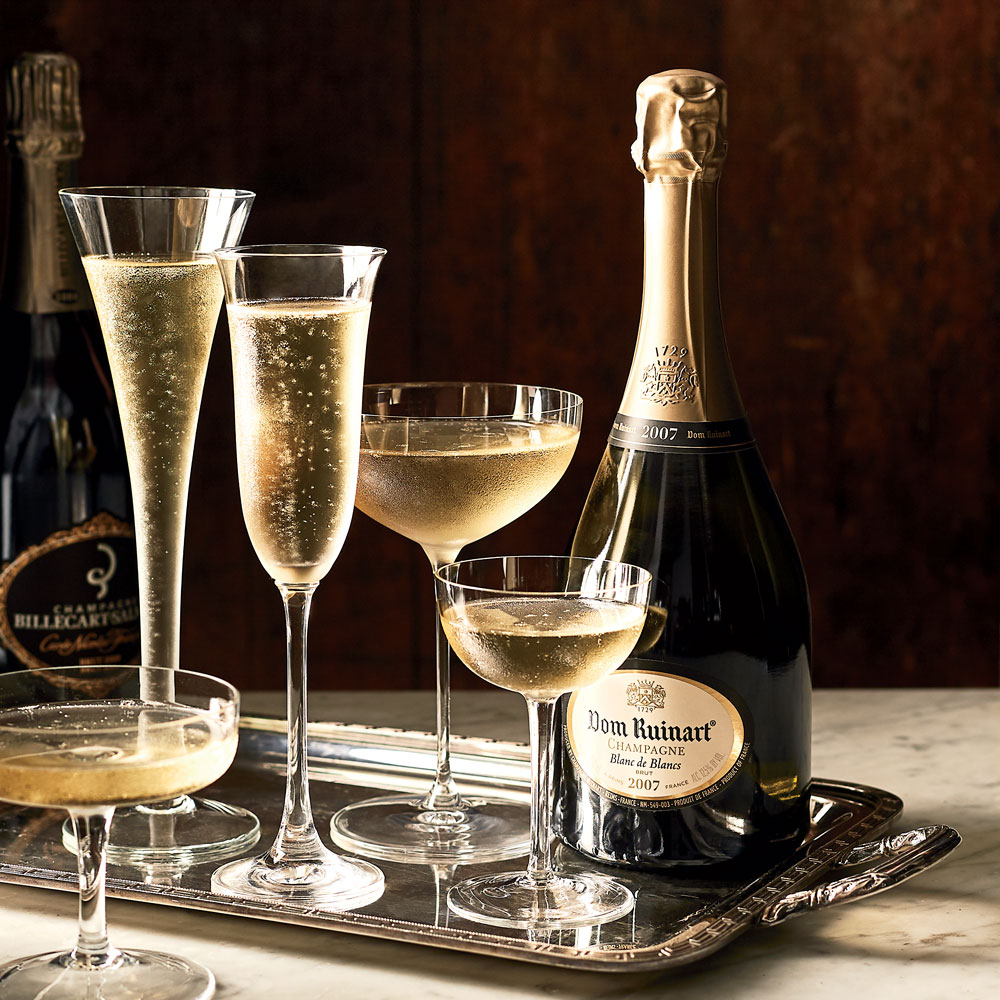 7 Champagnes for the Holidays