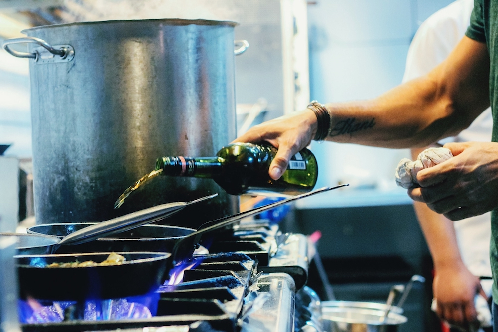 The 5 Best White Wines for Cooking