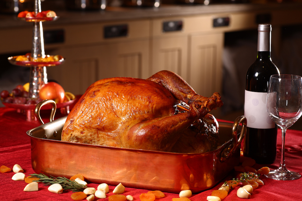 The Best Wines to Go With Turkey