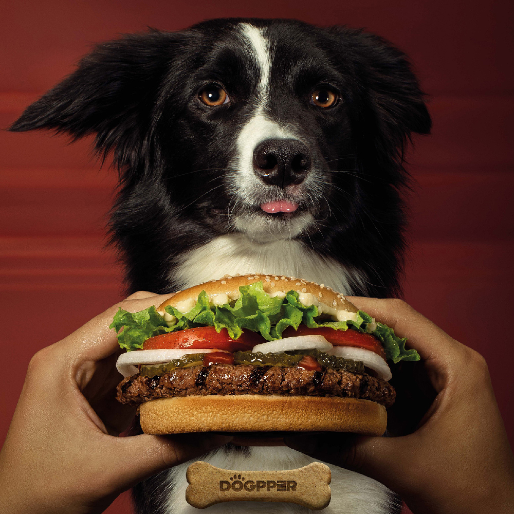 Burger King Created a Dog Treat That (Supposedly) Tastes Like a Whopper