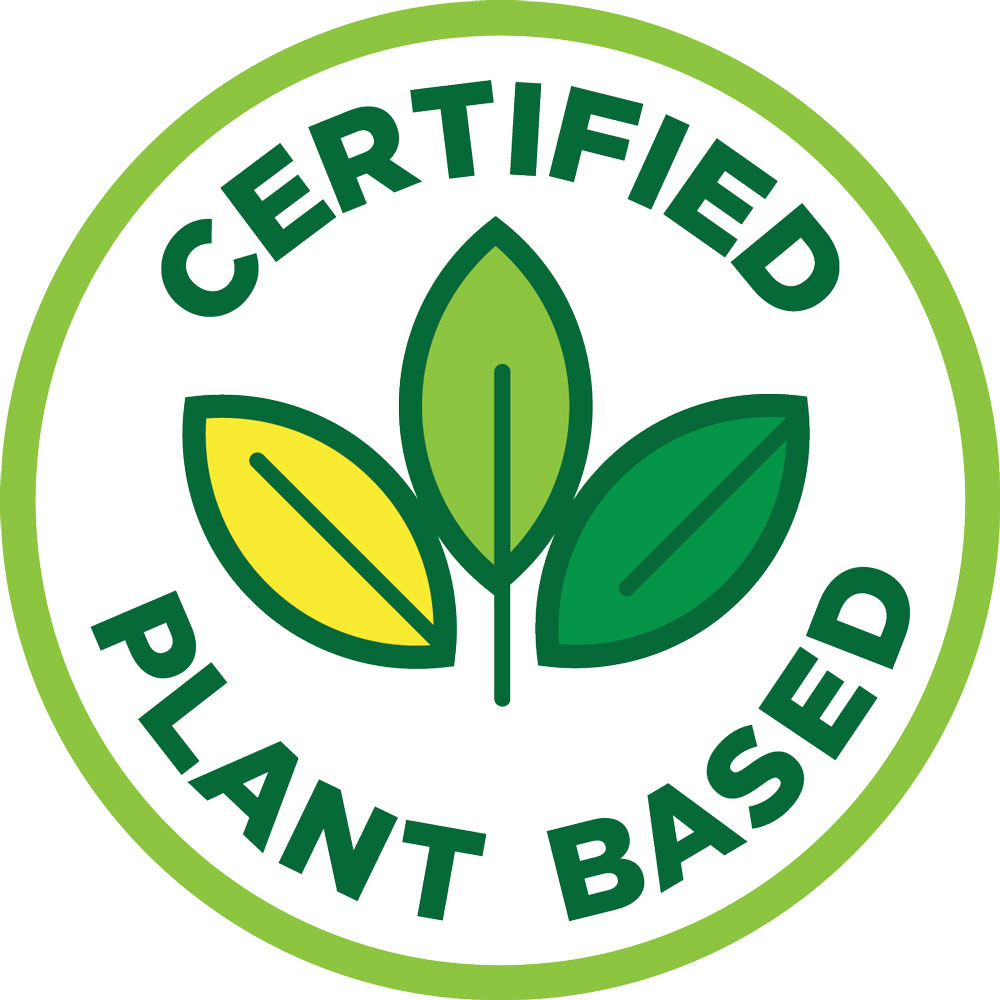 Certified Plant Based