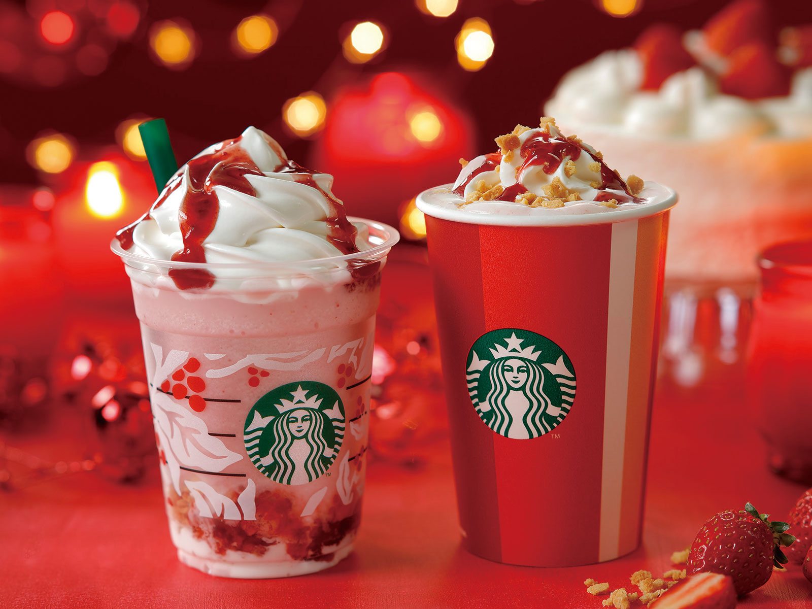 13 Starbucks Holiday Drinks From Around the World