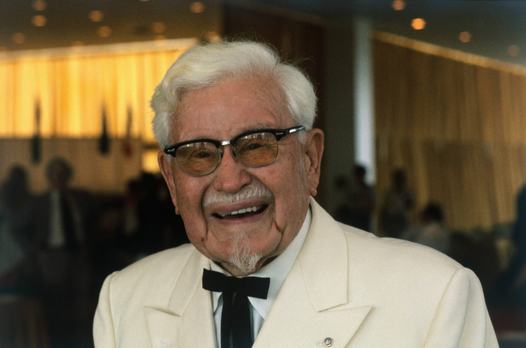 KFC Pays $11,000 to Parents Who Name Child After Colonel Sanders