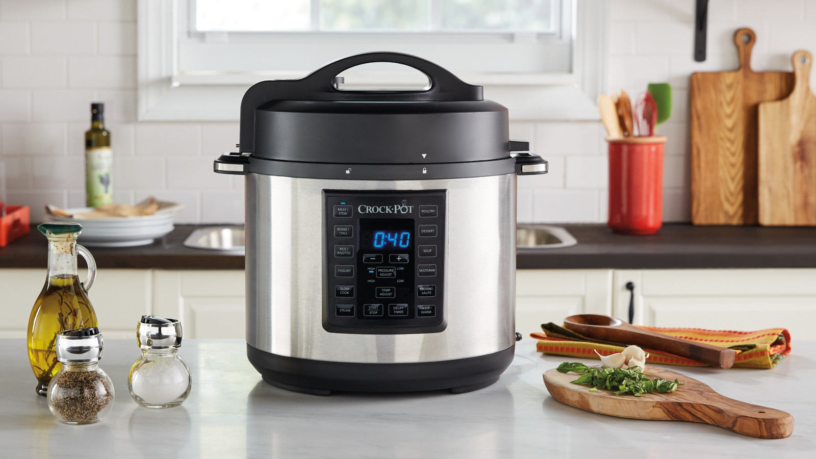 Crock-Pot Takes on Instant Pot With Two New Multi-Cookers