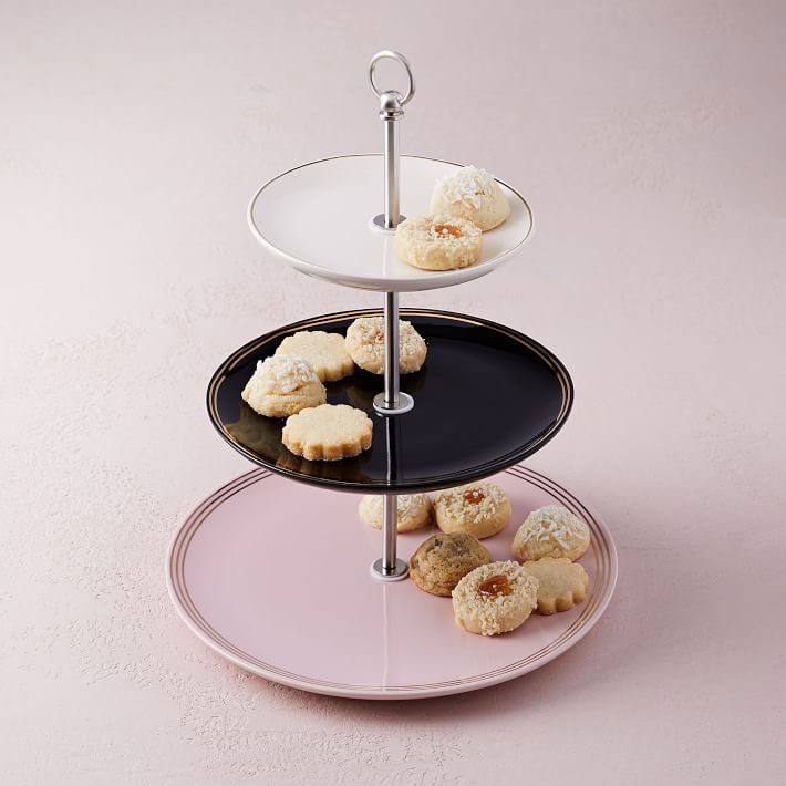 West Elm Tiered Tray