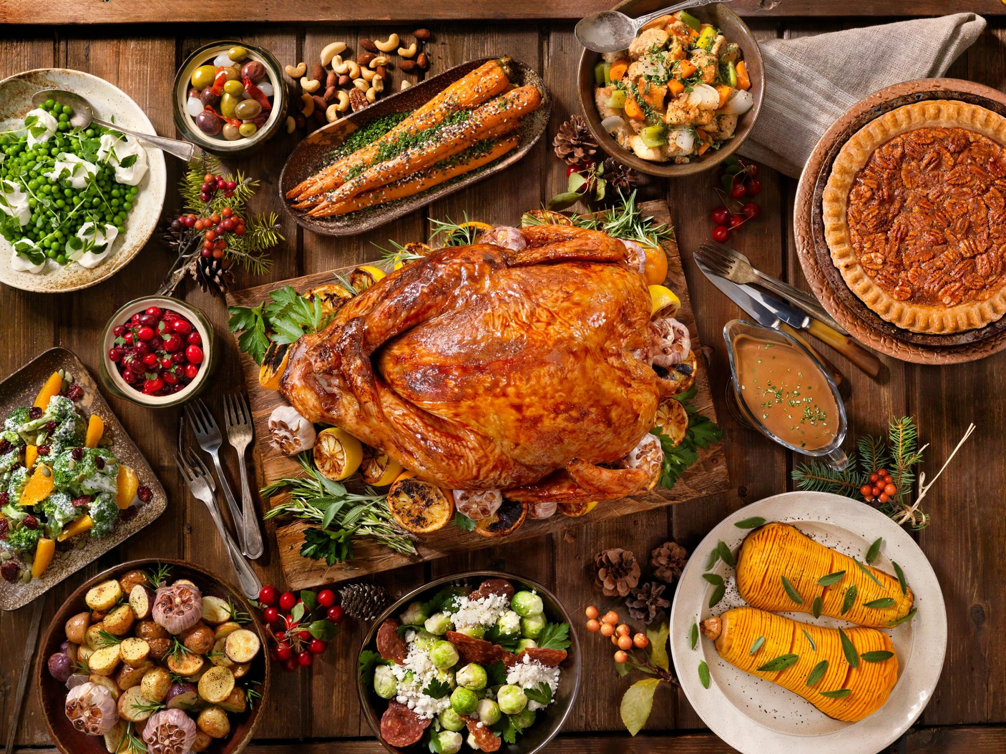 The USDA Says It's No Longer Safe to Eat Thanksgiving Leftovers