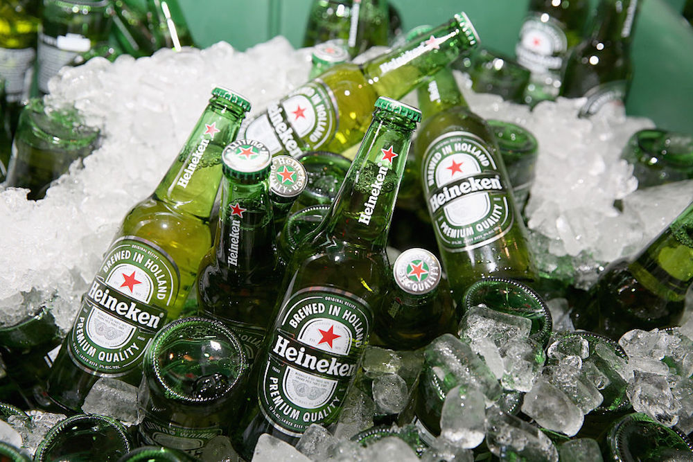 Heineken Stockpiles Beer So Brits Don't Run Out After Brexit