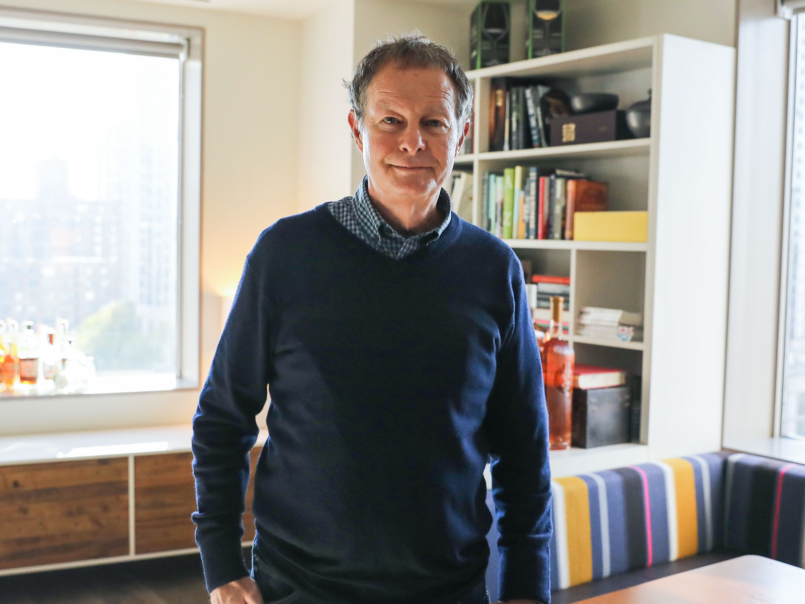 Whole Foods CEO John Mackey on His Cookbook, Lower Prices, and Higher Purpose