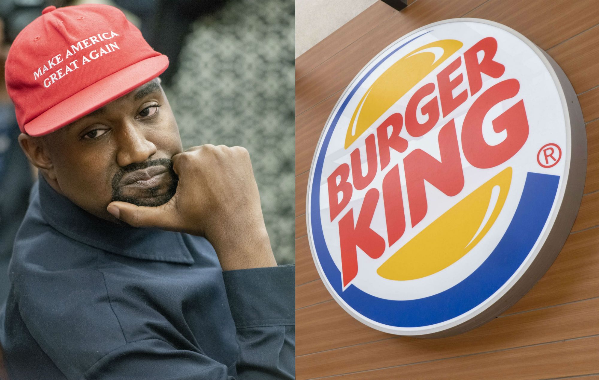 Kanye West Trolled by Burger King After He Reveals That McDonald's Is His Favorite Restaurant