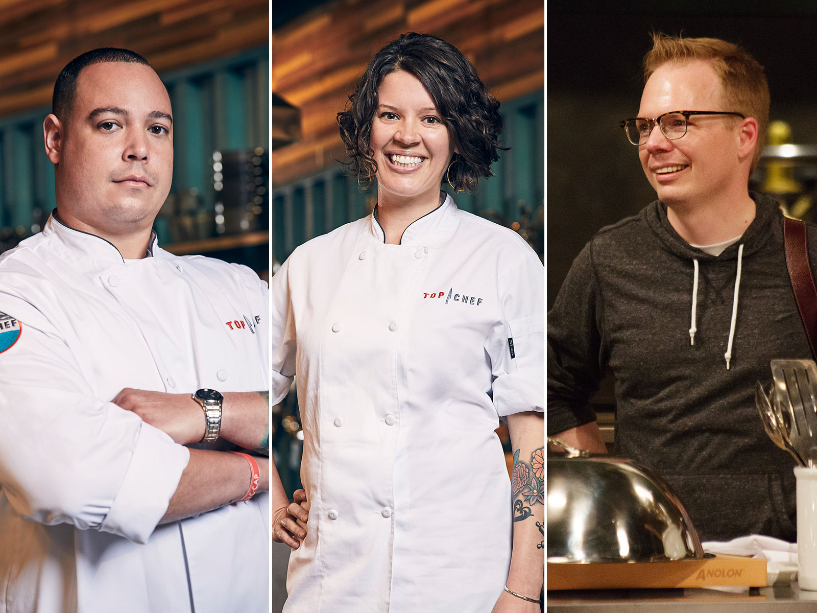 Here Are the Former 'Top Chef' Contestants Returning for 'Last Chance Kitchen'