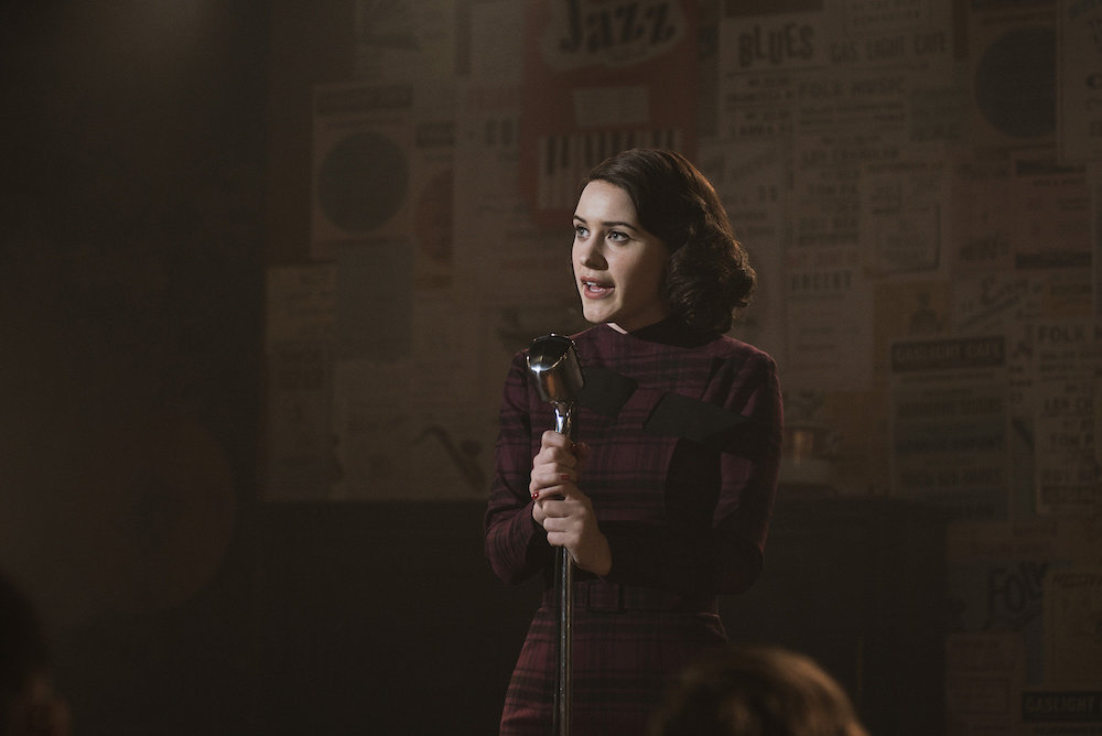 Rachel Brosnahan Explains How Food Plays a Major Role in Season 2 of 'The Marvelous Mrs. Maisel'